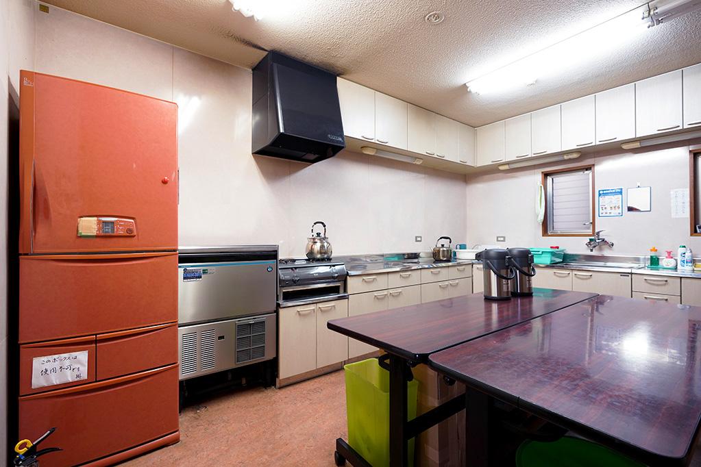 配膳室内装・厨房機器取替 Before
