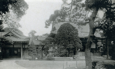 昭和6年の前景
